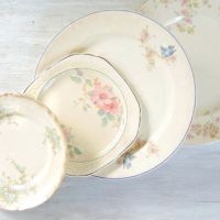 Shop French Dinner Plates on Wanelo