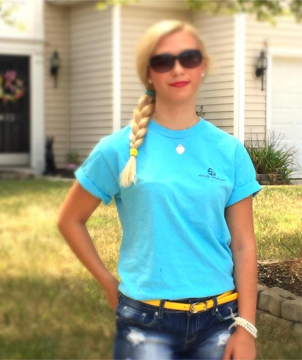 Simply Southern Refreshments Cute Tees