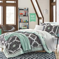 Dorm Room Chairs Bed Bath And Beyond Back Pain Chair Cooper Kit In Mint From