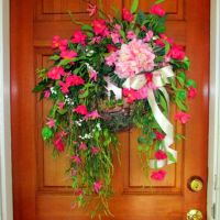 Best Summer Wreaths For Front Door Products on Wanelo