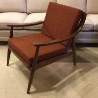 Best Danish Modern Lounge Chair Products on Wanelo