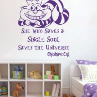 Best Alice In Wonderland Wall Stickers Products on Wanelo