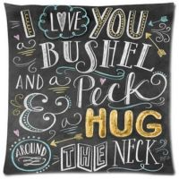 Best Love You A Bushel And A Peck Products on Wanelo
