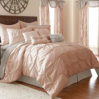 Shop Grey Queen Comforter Set on Wanelo