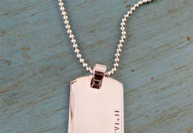 Best Roman Numeral Necklace Products On Wanelo