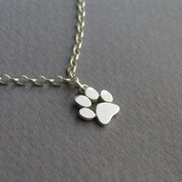 Paw Print Collar Remembrance Ring from jacksongalaxy.com