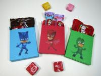 12 PJ Mask Party Favor Cover/Box - Candy from ...