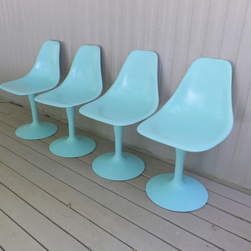 blue egg chair fluffy desk shop mid century dining on wanelo