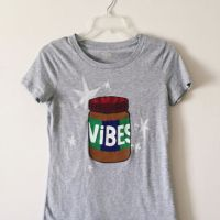Peanut Butter Vibes shirt   Glass Animals from gushinggold on