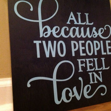 Download Shop All Because Two People Fell In Love on Wanelo