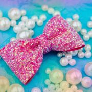 sparkly hair bows products