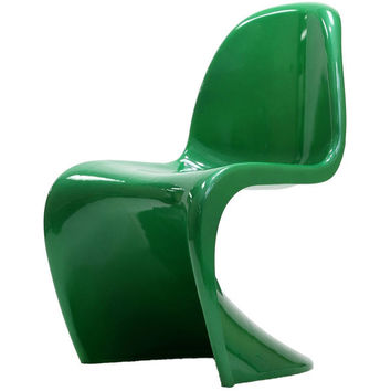 panton chair review gold spandex covers wholesale shop verner on wanelo style green overstock com