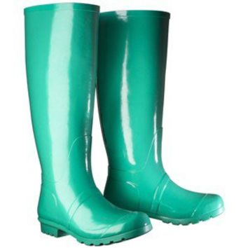 Womens Classic Knee High Rain Boot  from Target  clothes