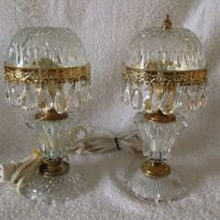 Antique Crystal Lamps With Prisms - Best 2000+ Antique ...