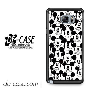 Mickey Mouse Wallpaper For Samsung Galaxy Note 5 Case