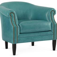 One Kings Lane Chairs Installing Chair Rail And Picture Frame Molding Hyde Leather Barrel Turquoise From