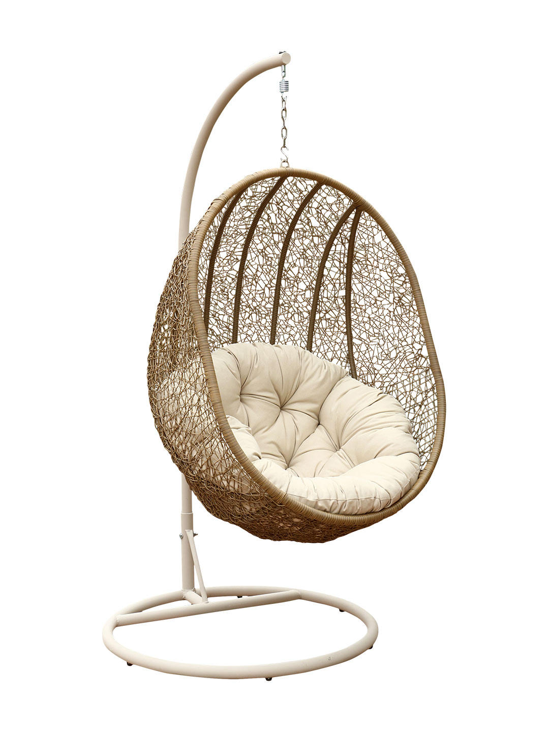 Egg Swing Chair Abbyson Living Lamport Swinging Egg Chair From Gilt Things I