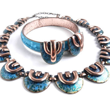 Best Vintage Matisse Copper Jewelry Products on Wanelo