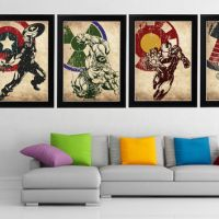 Best Captain America Poster Art Products on Wanelo