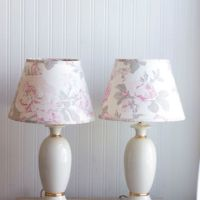 Best Shabby Chic Table Lamps Products on Wanelo