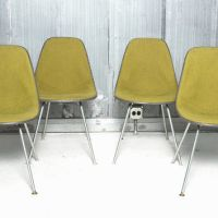 Shop Herman Miller Fiberglass Chairs on Wanelo