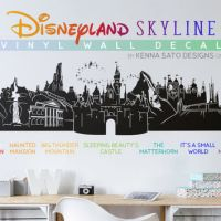Shop Disney Castle Wall on Wanelo