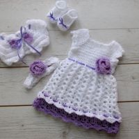 Best Baby Girl Crochet Outfits Products on Wanelo