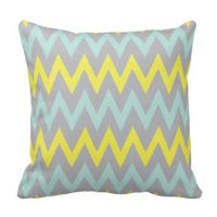 Best Turquoise And Grey Pillow Products on Wanelo