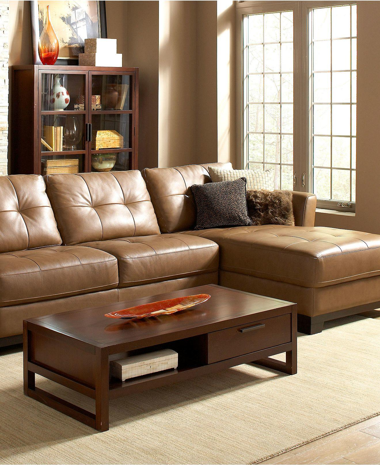 martino leather sofa beautiful sets 2018 sectional living room from macys furniture