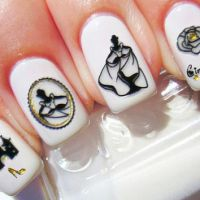 Best Disney Nail Art Decals Products on Wanelo