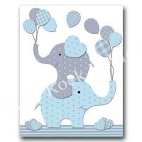 Best Baby Boy Elephant Nursery Products on Wanelo