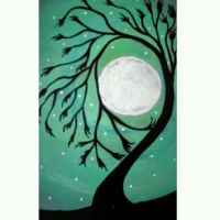 Best Abstract Silhouette Paintings Products on Wanelo