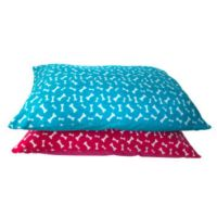 Grreat Choice Tossed Bone Pillow Dog Bed from Pet Smart ...