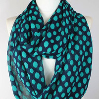 Nautical Anchor infinite scarf- Soft from jleejewels ...