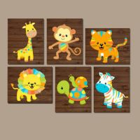 Best Zoo Baby Nursery Decor Products on Wanelo