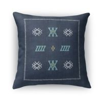 Shop Navy Accent Pillows on Wanelo