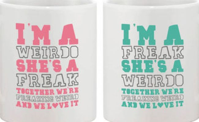 Cute Coffee Mugs For Best Friends From 365 Printing Inc