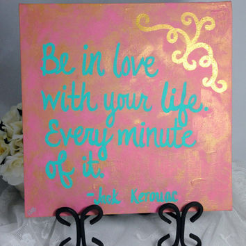 Easy Canvas Paintings With Quotes Gift Ideas