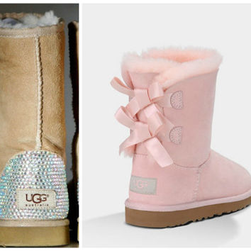 2405a715ac4 Pink Baby Ugg Boots - Ivoiregion