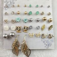 Best Cute Stud Earring Sets Products on Wanelo