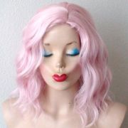 pastel hair wig products