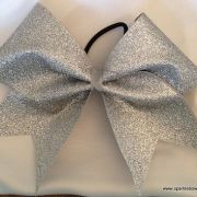 silver cheer bow products