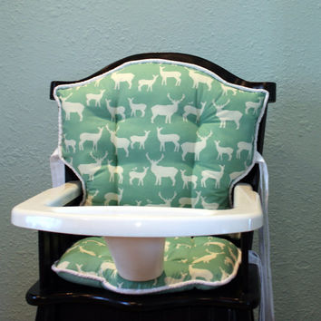 eddie bauer high chairs jenny lind wooden chair birch organic elk family from mayberryandmain on cushions pads
