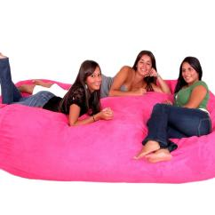 What Size Bean Bag Chair Do I Need Beach Lounger Cozy Sack 8 Feet X Large From Amazon