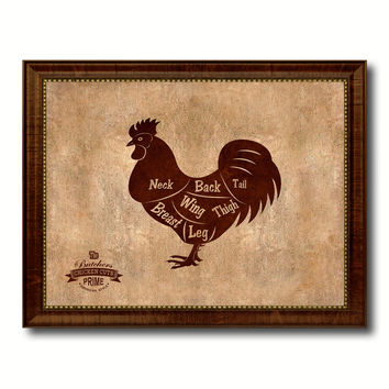 Best Chicken Home Decor Products On Wanelo