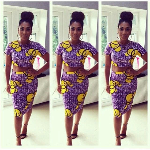 Different Latest Ankara Styles For Ladies (2018)