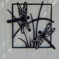 Best Dragonfly Wall Art Products on Wanelo
