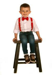 Boys Valentines Outfit -- Toddler from armoniia | Boys
