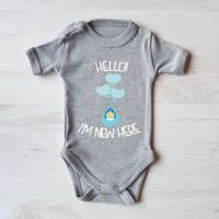Shop Baby Shirts With Sayings on Wanelo