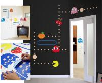 BLIK: PAC-MAN WALL DECAL from Perpetual Kid | If Only I Had A